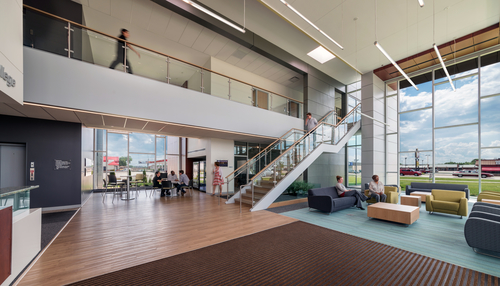 Some Offices Designing Ways to Help Employees Move More
