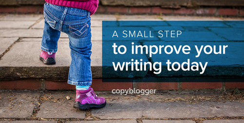 Why writing, not blogging, is the key to better content