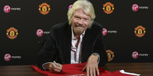 Virgin & Manchester United Are Coming Together To Score a Bigger Goal