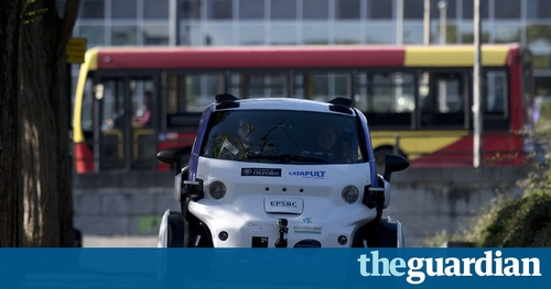 Driverless cars - will they ever really catch on?