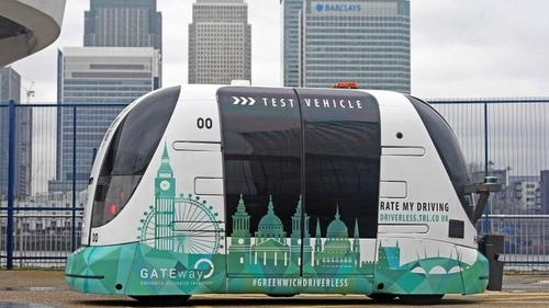 Driverless pods - are they the future?