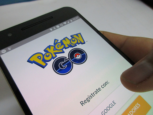 Pokemon Go's Influence on the AR Technology