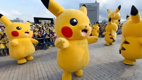 PokemonGo App already a global phenomenon