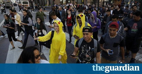 World's largest Pokemon Go Gathering