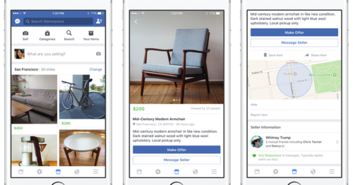Will Facebook marketplace lead to a Facebook Job Board?