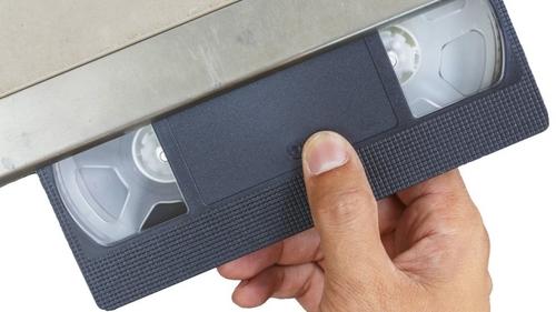 Goodbye VCR