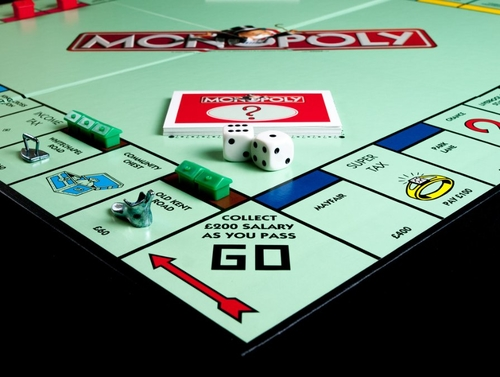The LinkedIn Monopoly Board