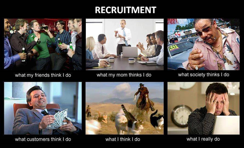 Why become a Recruiter?