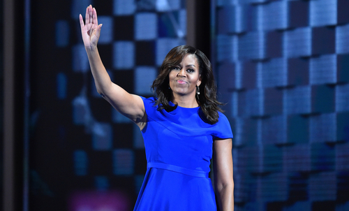 Michelle Obama - Charismatic, Inspirational & A First!