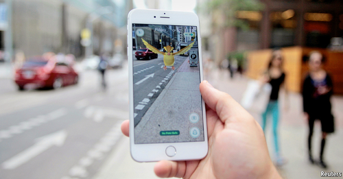 Pokemon Go reminds us that the 'real' world is now a blend of digital and physical