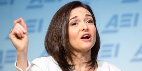 Who To Marry If You Care About Your Career By Facebook's Sheryl Sandberg