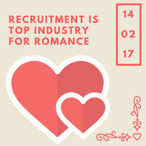 Recruitment Is Top Industry For Romance