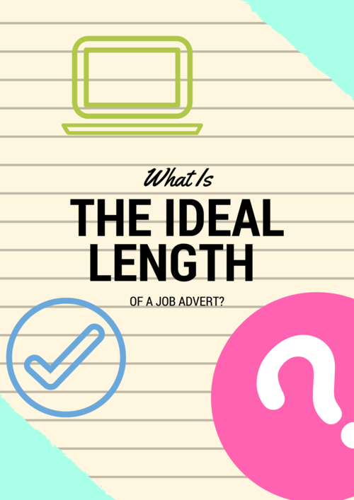 What Is The Ideal Length Of A Job Ad?