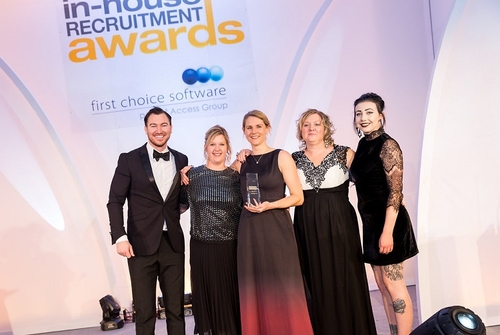 Congratulations to the Winners of the 2016 First Choice Software In-house Recruitment Awards