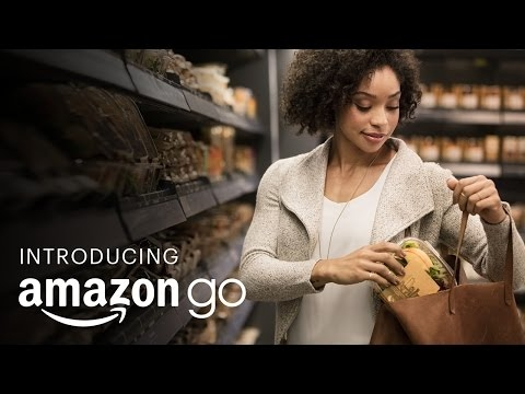 Amazon Go - The future of shopping?