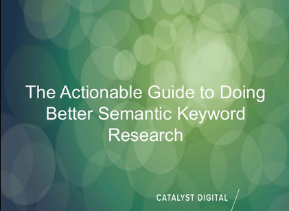 Increase Your Conversion Rate Through Better Keyword Research