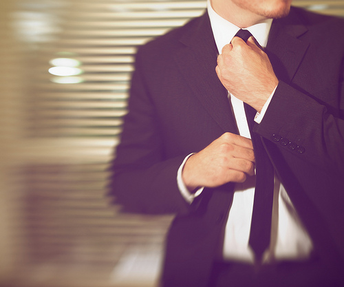 When Job-Hunting: Dress for Success