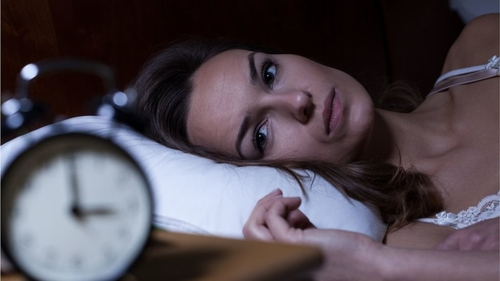 Lack of sleep will affect your performance!