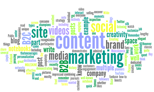 Content Marketing & Swimming Pools: Dive in