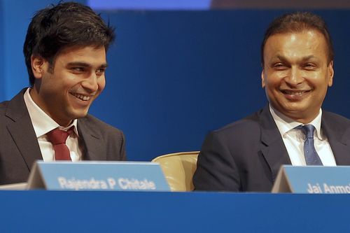 Succession Plans Developing For Ambani In India