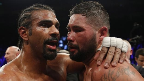 The Haye vs. Bellew fight, and how film can manipulate your thoughts.