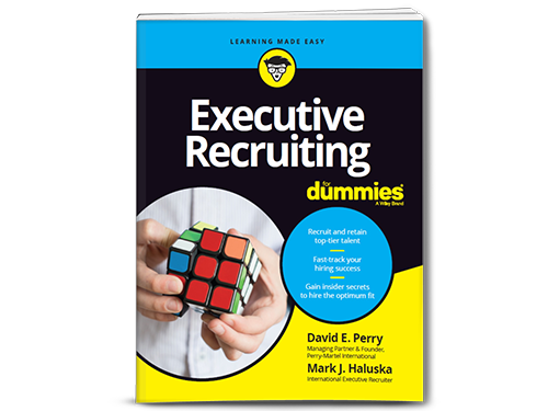 Learn the secrets of successful executive recruiting