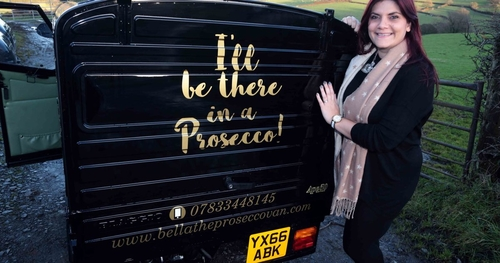 'Prosecco' van row sparks fears over protecting North Wales brands