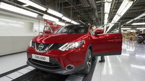 Nissan commits to future investment in the UK post-Brexit