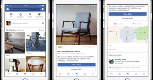 Facebook's big new idea, is it's old idea!