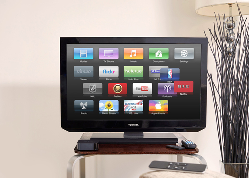 Remember Apple TV?