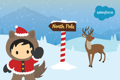What if the North Pole ran on Salesforce?