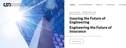 Consortium Launches – Insurance and Engineering Industries Team Up To Study Potential Blockchain App