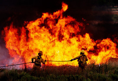 Fire Action Week – The tip of the iceberg