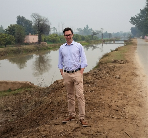 Improving water management in Pakistan and India