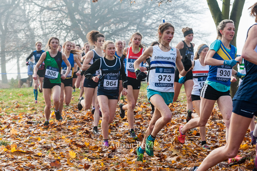 Euro Trials - British Athletics Cross Challenge, Liverpool.