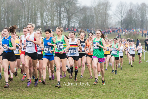 Time to hit the road - UK Inter Counties: The Final Cross.