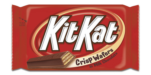 KIT KAT Loses its Appeal to Trademark its Famous Fingers