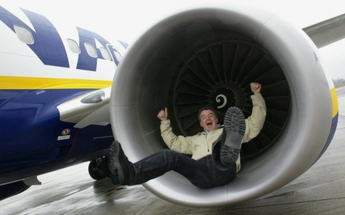 Ryanair Takes on the OTAs