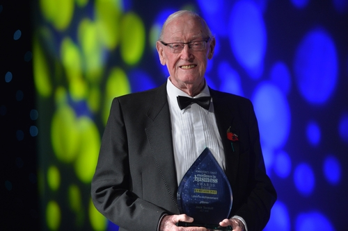 Jack Tordoff Enters The Family Business Hall Of Fame