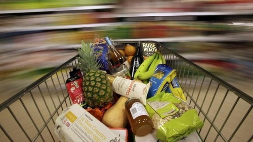Food prices increase pushes up inflation