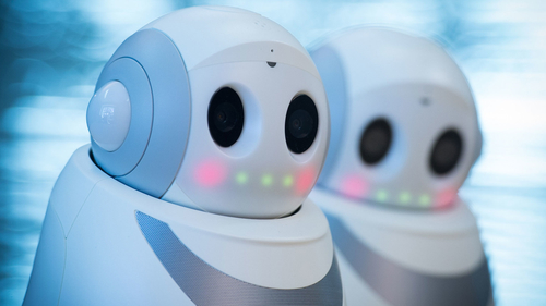 HR Robots are here