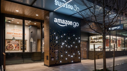 Retailers must combine with tech providers to compete with Amazon
