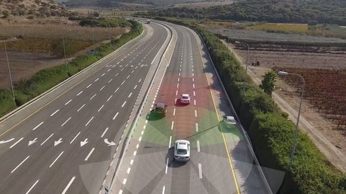 Intel makes its intentions clear on autonomous vehicle technology