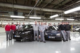 UK vehicle manufacturing continues to accelerate