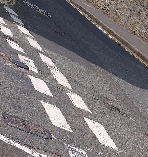 Potholes – repairing the landscape?