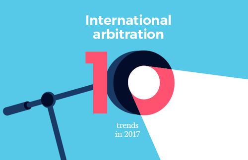 Looking ahead: what are the key trends for international arbitration in 2017?