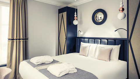 Consolidation drives hospitality sector growth with Accor planning to grow UK rooms by 30% in 2017