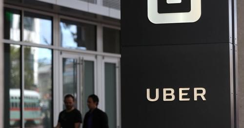 Heidrick Wins The Uber Search