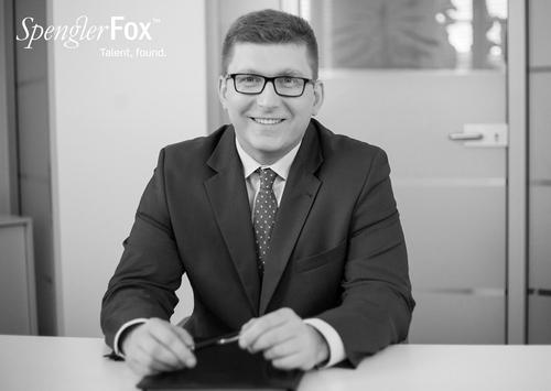 SpenglerFox Industrial Practice Group, Hires Krzysztof Chobot