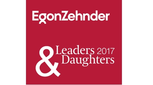 Egon Zehnder Leaders & Daughters Global Survey Reveals Professional Ambitions Rise Throughout Early Career, Fall as Women Strive to Reach C-Suite